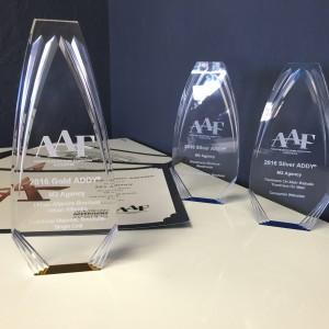 M3 wins 2016 advertising agency awards