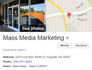 Claiming and optimizing your Google My Business page is an easy way to start increasing your digital exposure.