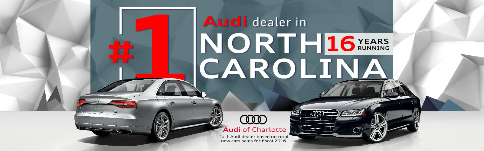 Automotive Marketing Audi Of Charlotte Case Study M Agency - Audi charlotte