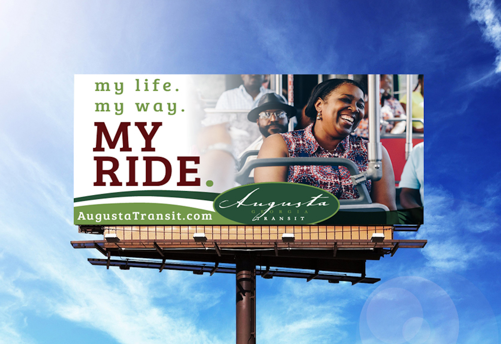marketing strategy - augusta transit billboards