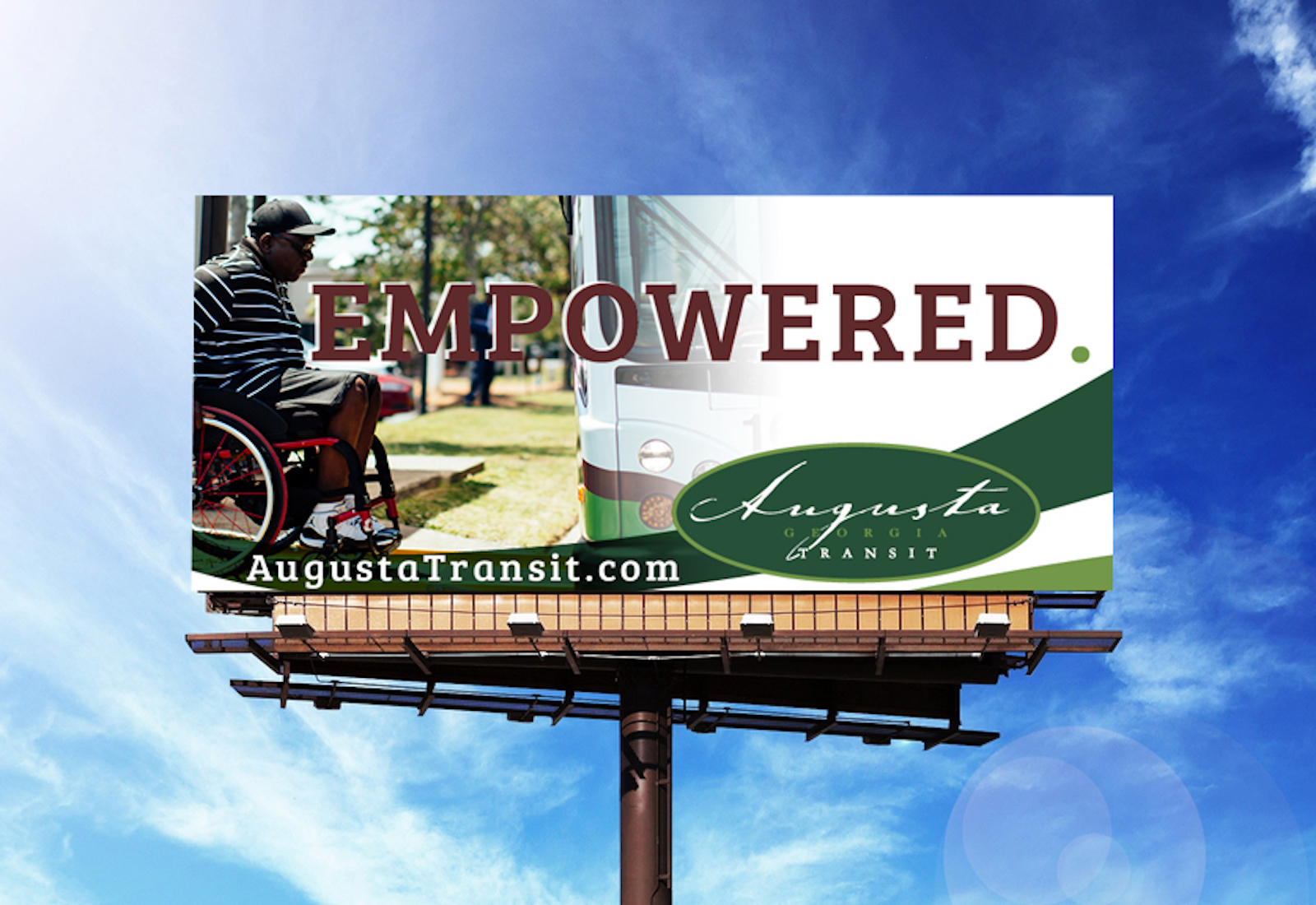 augusta transit billboards